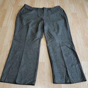 Lane Bryant wide leg dress pants 20W plus size